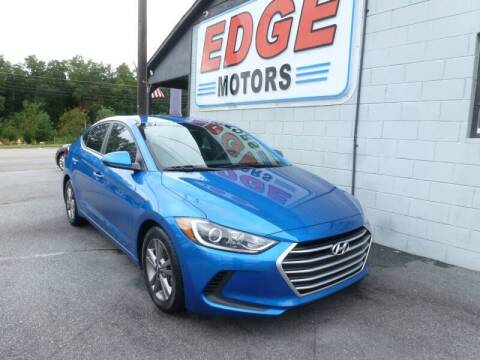 2017 Hyundai Elantra for sale at Edge Motors in Mooresville NC