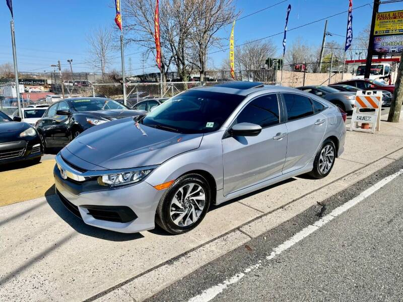 2018 Honda Civic for sale at JR Used Auto Sales in North Bergen NJ