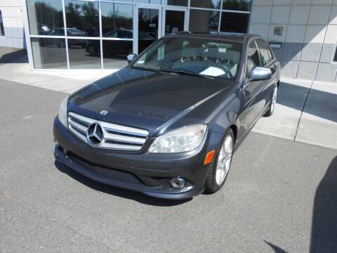 2009 Mercedes-Benz C-Class for sale at Auto America in Monroe NC