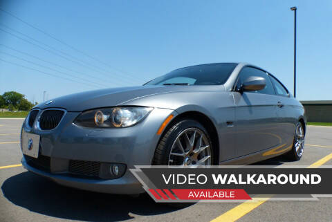 2010 BMW 3 Series for sale at Macomb Automotive Group in New Haven MI