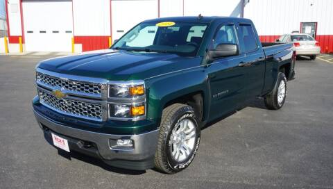 2014 Chevrolet Silverado 1500 for sale at Ricks Auto Sales, Inc. in Kenton OH