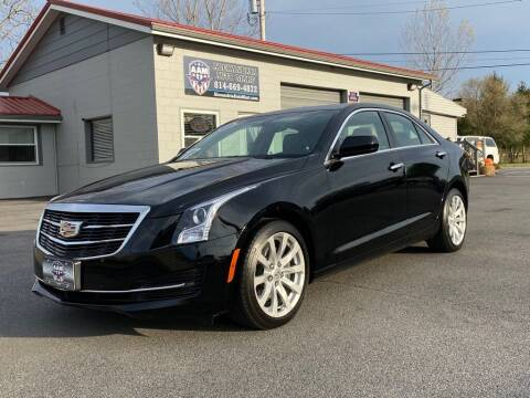 2017 Cadillac ATS for sale at Alexandria Auto Mart LLC in Alexandria PA