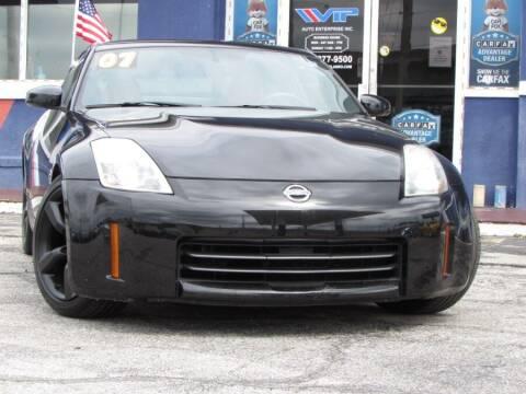2007 Nissan 350Z for sale at VIP AUTO ENTERPRISE INC. in Orlando FL