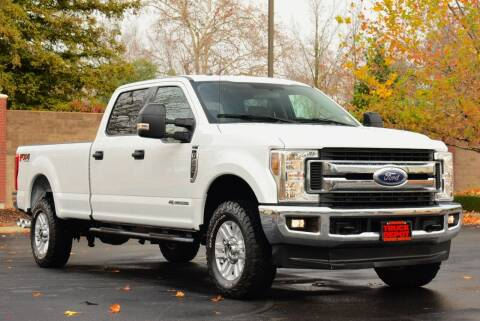 2018 Ford F-250 Super Duty for sale at Sac Truck Depot in Sacramento CA