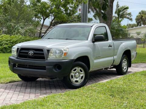 2006 Toyota Tacoma for sale at Citywide Auto Group LLC in Pompano Beach FL