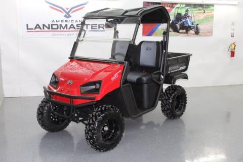 2020 AMERICAN LANDMASTER Landstar 350 UTV for sale at Lansing Auto Mart in Lansing KS