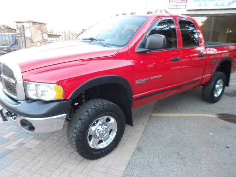 2005 Dodge Ram Pickup 2500 for sale at Precision Auto Sales of New York in Farmingdale NY