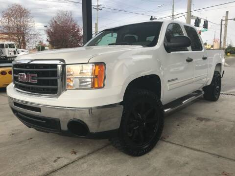 2010 GMC Sierra 1500 for sale at Michael's Imports in Tallahassee FL