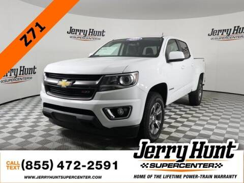 2017 Chevrolet Colorado for sale at Jerry Hunt Supercenter in Lexington NC