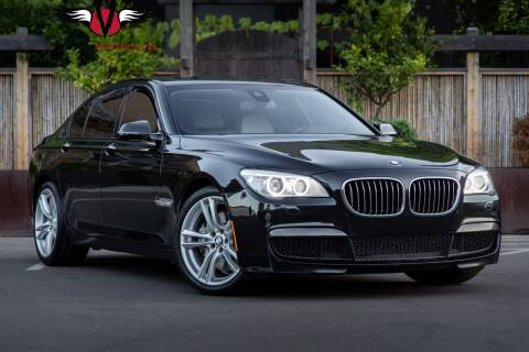 2014 BMW 7 Series for sale at Veloce Motorsales in San Diego CA