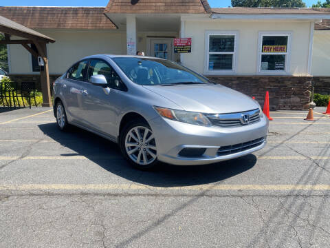 2012 Honda Civic for sale at Hola Auto Sales Doraville in Doraville GA