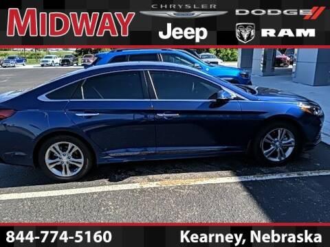 2019 Hyundai Sonata for sale at MIDWAY CHRYSLER DODGE JEEP RAM in Kearney NE