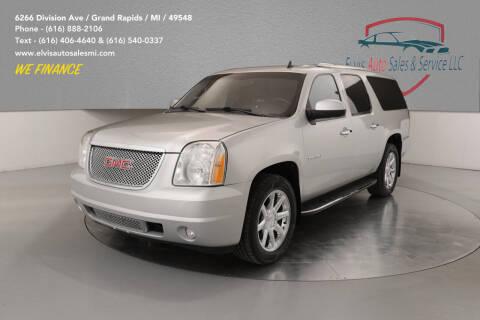 2014 GMC Yukon XL for sale at Elvis Auto Sales LLC in Grand Rapids MI