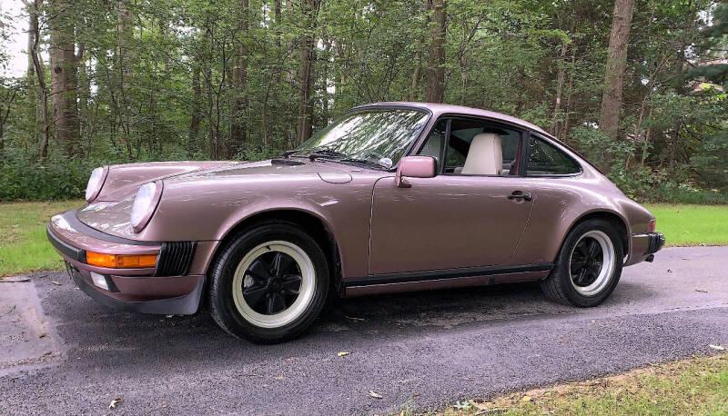 1988 Porsche 911 for sale at AIC Auto Sales in Quarryville PA