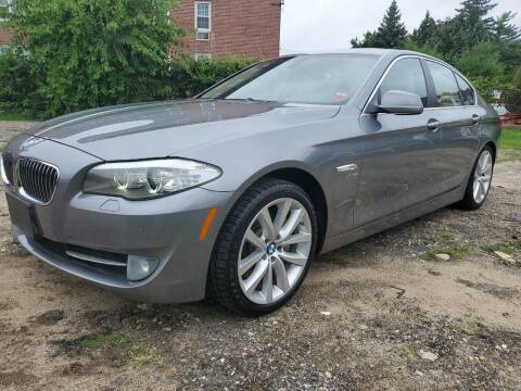 2011 BMW 5 Series for sale at OFIER AUTO SALES in Freeport NY