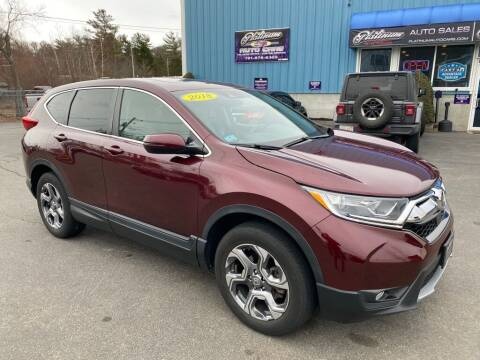 2018 Honda CR-V for sale at Platinum Auto in Abington MA