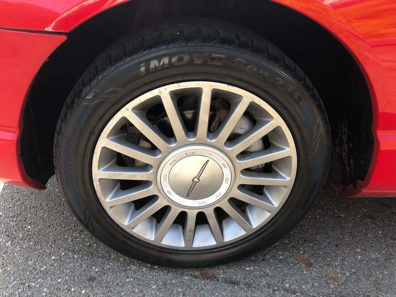 2005 Ford Thunderbird Convertible