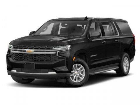 2021 Chevrolet Suburban for sale at Strosnider Chevrolet in Hopewell VA