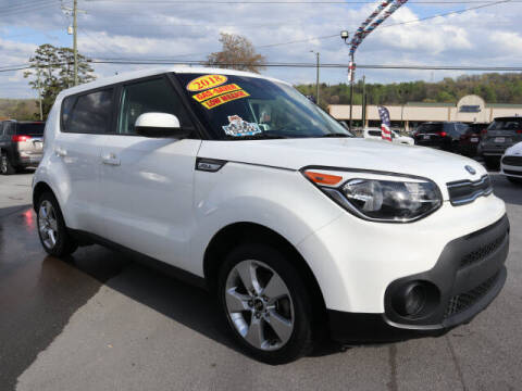 2018 Kia Soul for sale at Viles Automotive in Knoxville TN