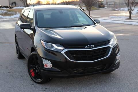 2019 Chevrolet Equinox for sale at Big O Auto LLC in Omaha NE