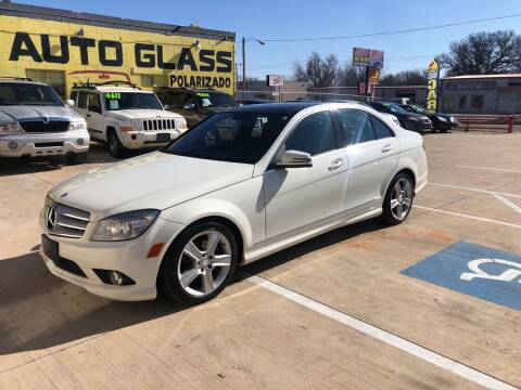 2010 Mercedes-Benz C-Class for sale at D & M Vehicle LLC in Oklahoma City OK