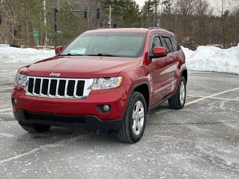 2011 Jeep Grand Cherokee for sale at Westford Auto Sales in Westford MA