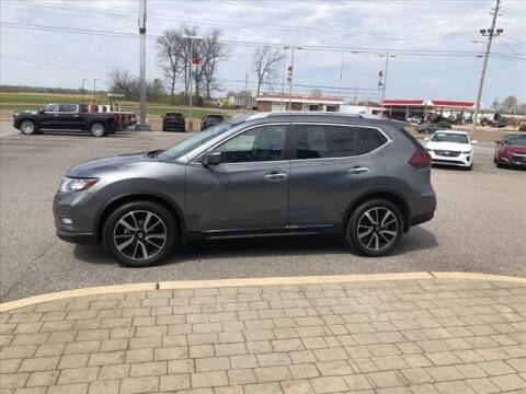 2020 Nissan Rogue for sale at Herman Jenkins Used Cars in Union City TN