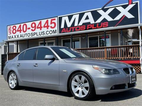 2004 BMW 5 Series for sale at Maxx Autos Plus in Puyallup WA