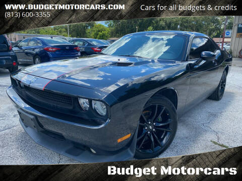 2010 Dodge Challenger for sale at Budget Motorcars in Tampa FL
