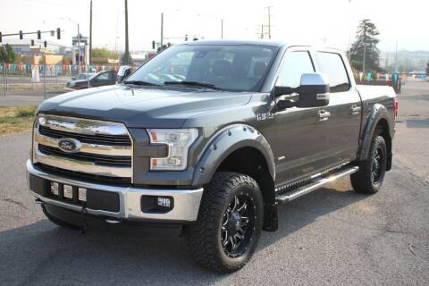 2016 Ford F-150 for sale at Motor City Idaho in Pocatello ID