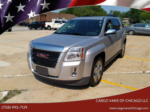 2015 GMC Terrain for sale at Cargo Vans of Chicago LLC in Mokena IL
