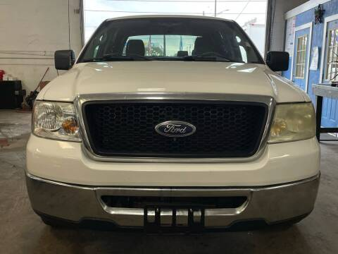 2008 Ford F-150 for sale at Ricky Auto Sales in Houston TX