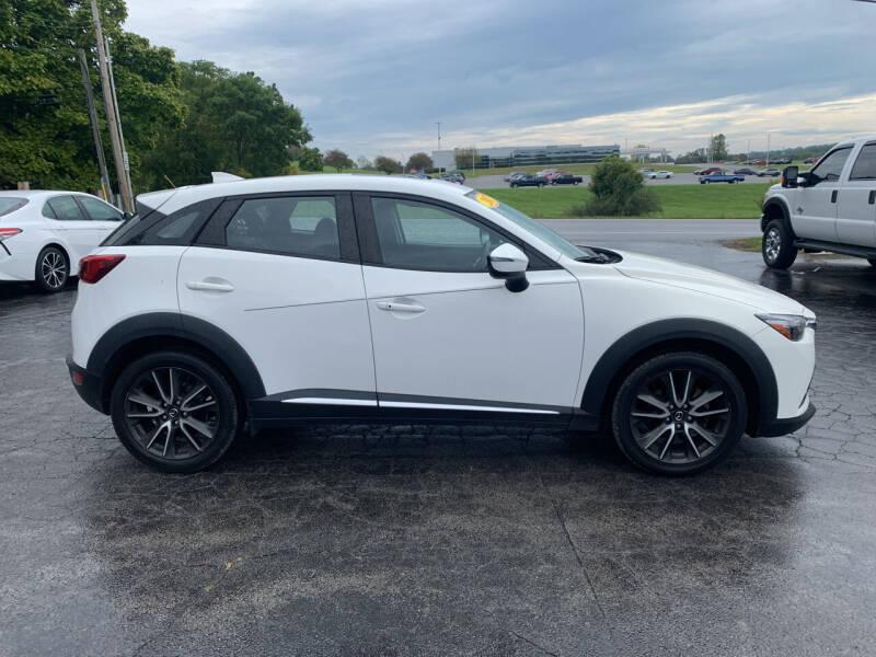 2017 Mazda CX-3 for sale at Westview Motors in Hillsboro OH