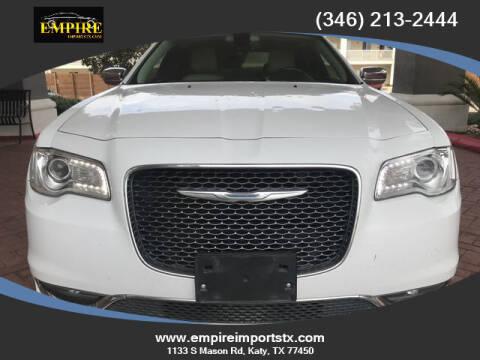 2015 Chrysler 300 for sale at EMPIREIMPORTSTX.COM in Katy TX
