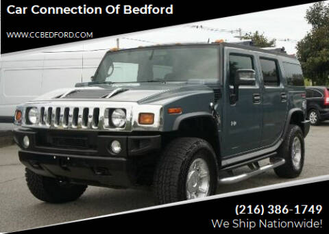 2006 HUMMER H2 for sale at Car Connection of Bedford in Bedford OH