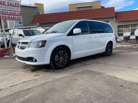 2018 Dodge Grand Caravan for sale at STS Automotive in Denver CO