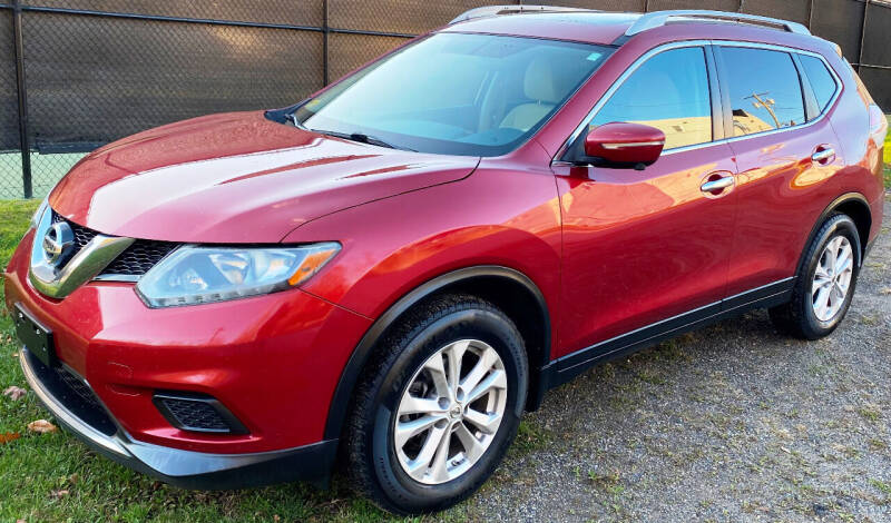 2014 Nissan Rogue for sale at Autoworks of Devon in Milford CT
