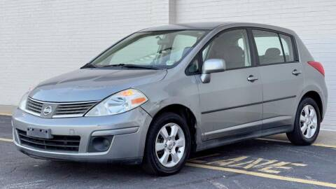 2008 Nissan Versa for sale at Carland Auto Sales INC. in Portsmouth VA