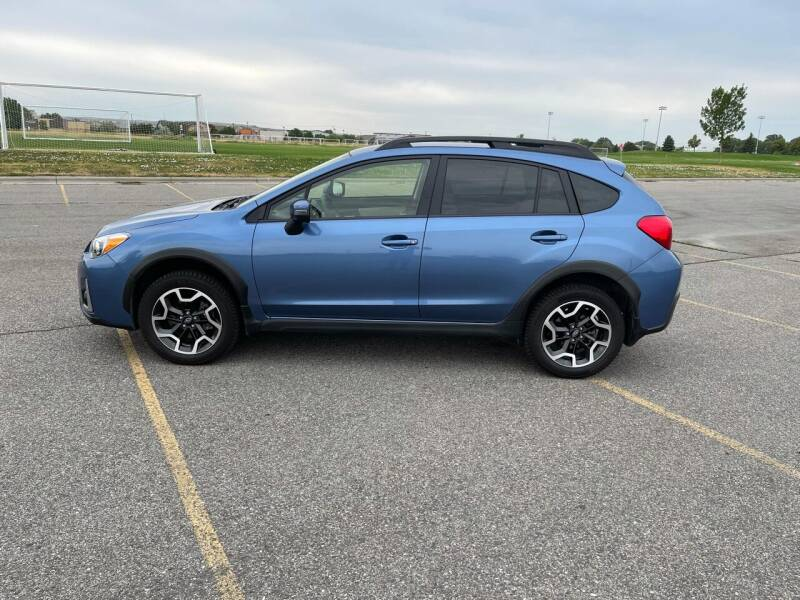 2017 Subaru Crosstrek for sale at Quality Automotive Group Inc in Billings MT