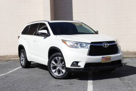 2015 Toyota Highlander for sale at El Compadre Trucks in Doraville GA
