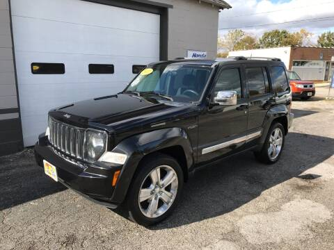 2011 Jeep Liberty for sale at Jacobs Motors in Huntsville OH
