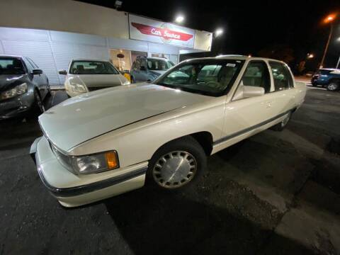 1996 Cadillac DeVille for sale at Your Car Source in Kenosha WI