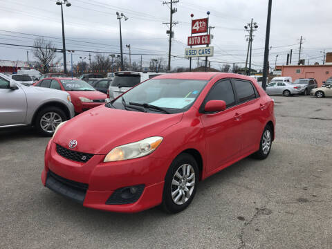2009 Toyota Matrix for sale at 4th Street Auto in Louisville KY