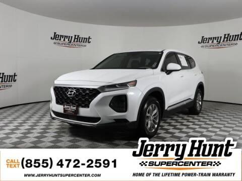 2019 Hyundai Santa Fe for sale at Jerry Hunt Supercenter in Lexington NC