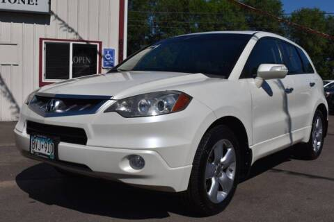 2009 Acura RDX for sale at Dealswithwheels in Inver Grove Heights MN