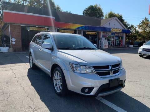2012 Dodge Journey for sale at Gia Auto Sales in East Wareham MA