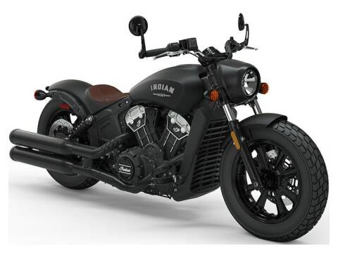 2020 Indian Scout® Bobber ABS