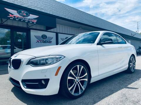 2014 BMW 2 Series for sale at Xtreme Motors Inc. in Indianapolis IN