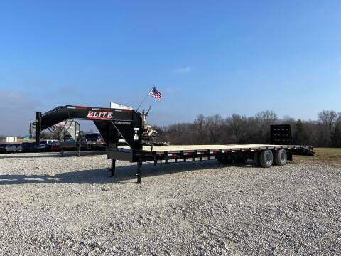 2021 Elite 35' Deck Over for sale at Ken's Auto Sales & Repairs in New Bloomfield MO