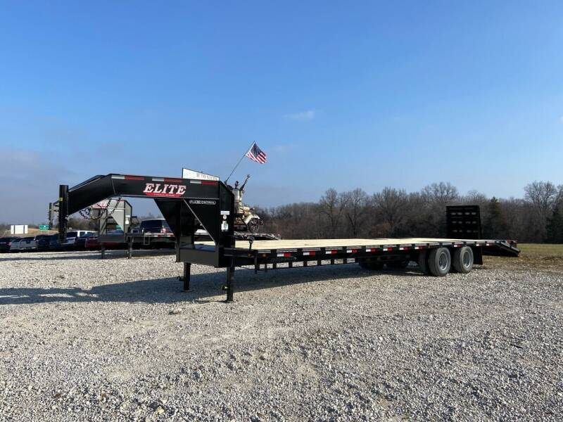 2021 Elite 35' Tandem Dual for sale at Ken's Auto Sales & Repairs in New Bloomfield MO